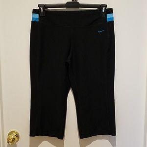 Nike FitDry sz L (12-14) black